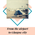 How to get to Edinburgh and Glasgow city centre from the airport
