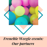 Frenchie Weegie events: our partners