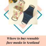 Where to buy face masks in Scotland?