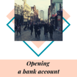 Opening a bank account in Scotland: a short guide.