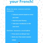 Brush up your French!