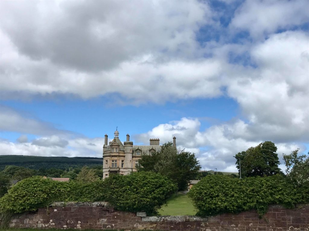 Cairndhu House in Helensburgh